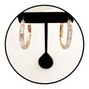 Jewelry - Beautiful Hoop Earrings